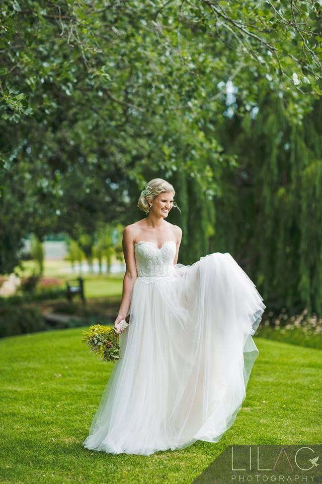 Comien - Alana van Heerden Wedding Gowns