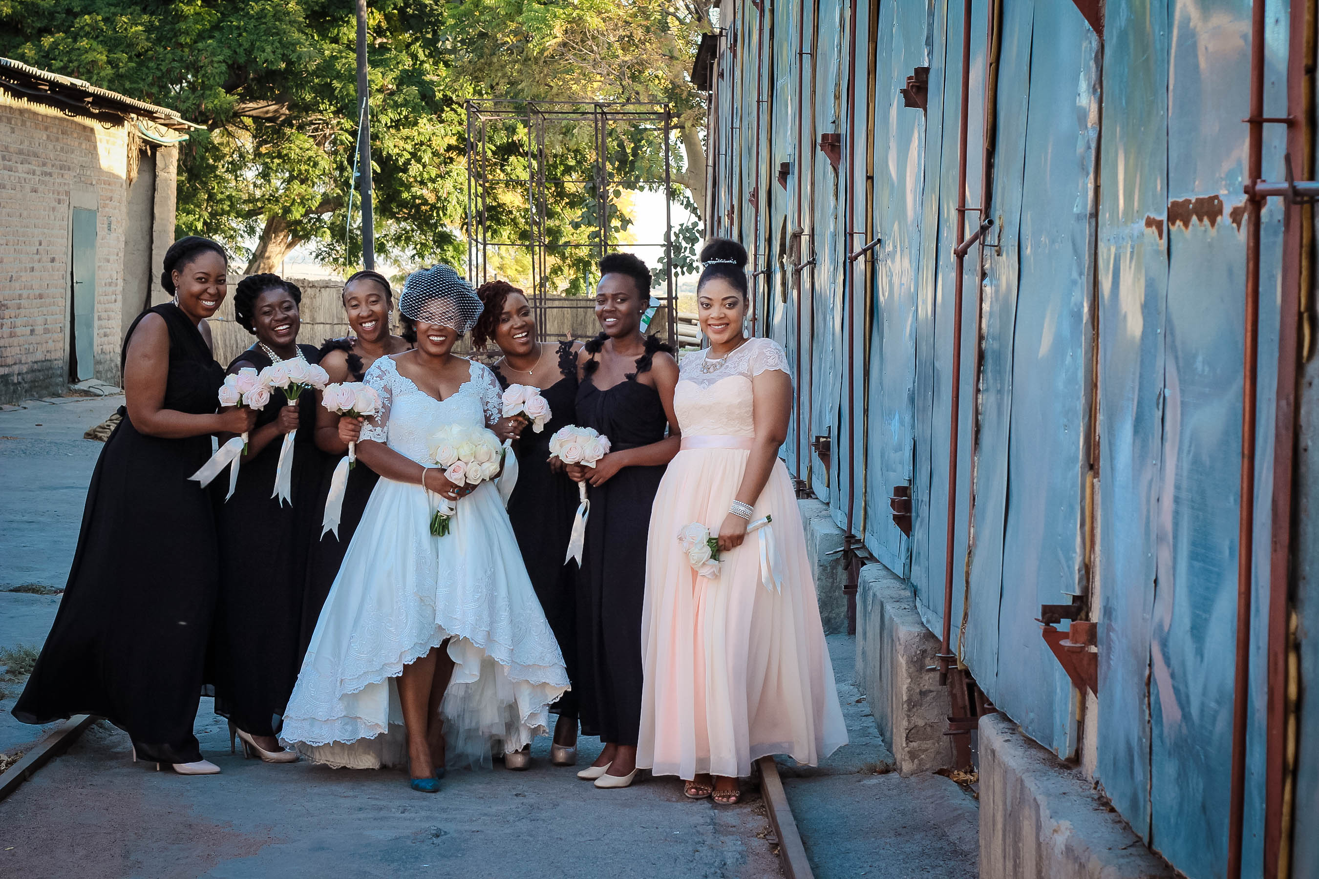 Ruvimbo Mutukwa - Wedding Gowns