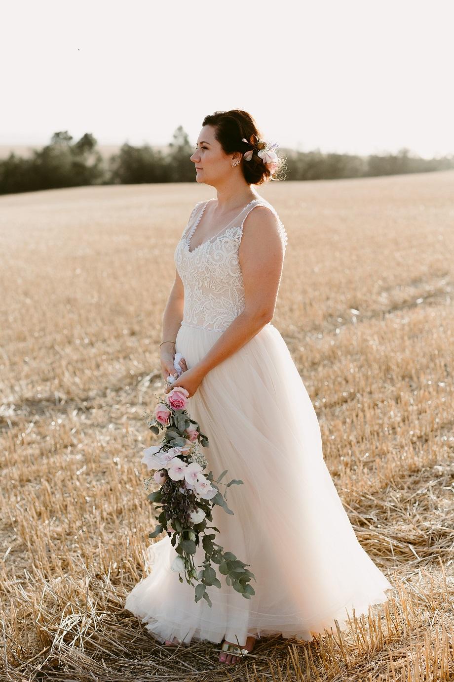 Yda ~ Alana van Heerden Wedding Gowns