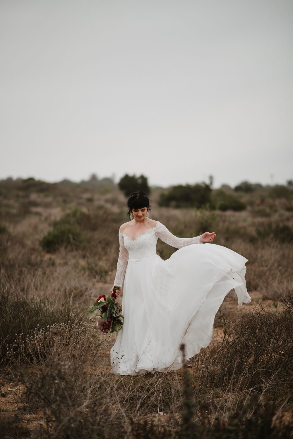 Lisa Bouwer ~Alana van Heerden Wedding Gowns