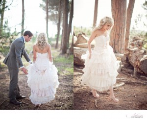 Lize de Jongh's Dress by Alana van Heerden Wedding Gowns