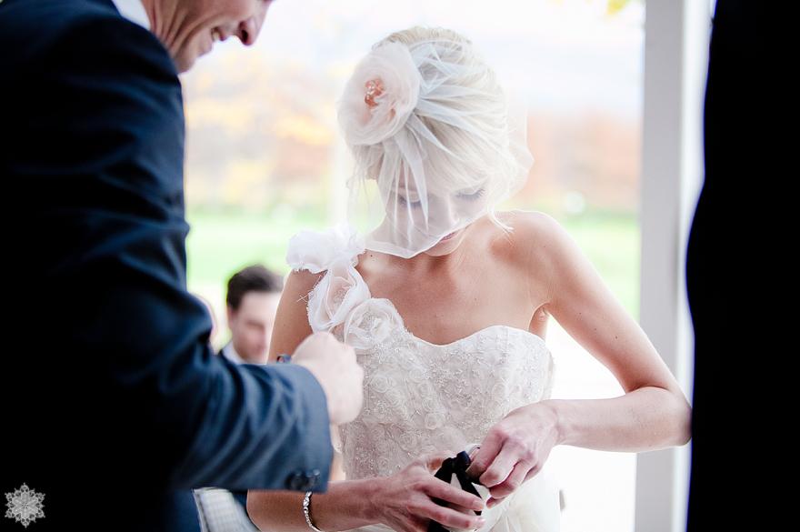 Hestelle's Dress by Alana van Heerden Wedding Gowns