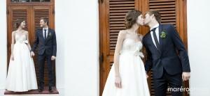 Anja de Kock's Dress by Alana van Heerden Wedding Gowns