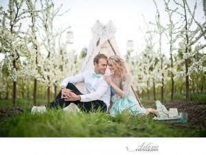 Cherry Blossom Styled Shoot ~ Adene Photography