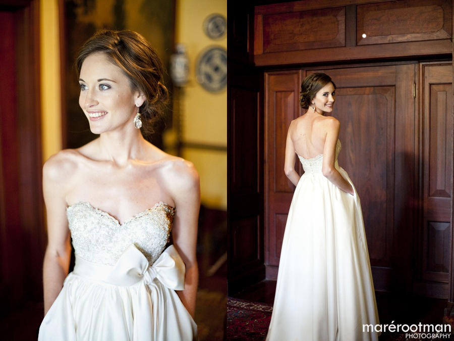 Anja de Kock's Dress by Alana van Heerden Wedding Gowns