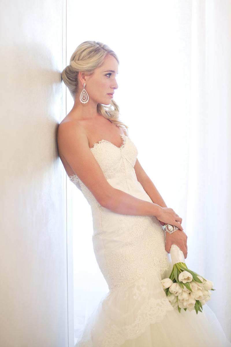 Lané Mong's Dress by Alana van Heerden Wedding Gowns