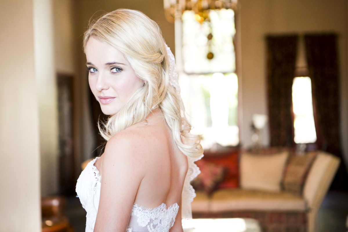 Lané Mong's Dress by Alana van Heerden Wedding Gowns