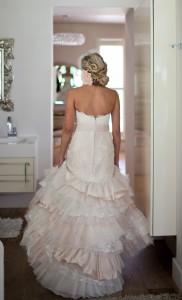 Lize de Jongh's Dress by Alana van Heerden Wedding Gowns