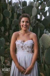 Karlien Diener's Desert Dress