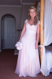 Cemari's Wedding Dress