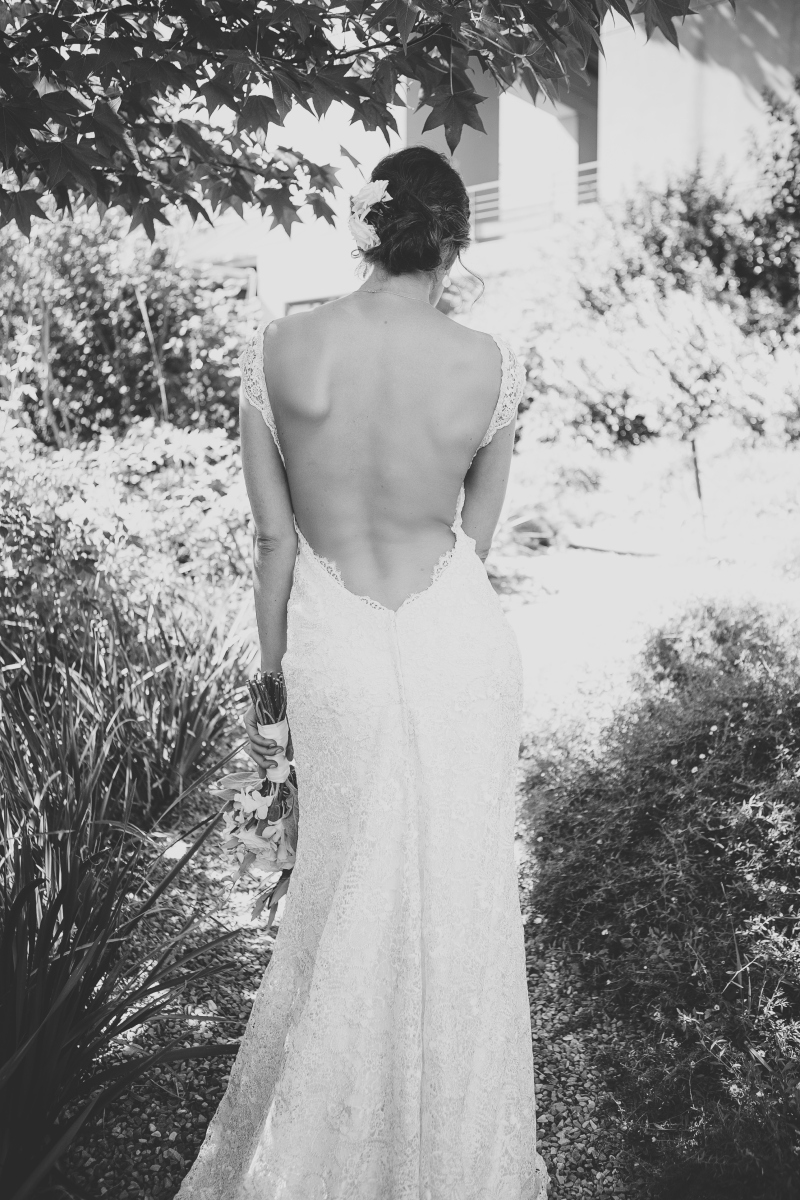 Tamsyn's dress by Alana van Heerden Wedding Gowns