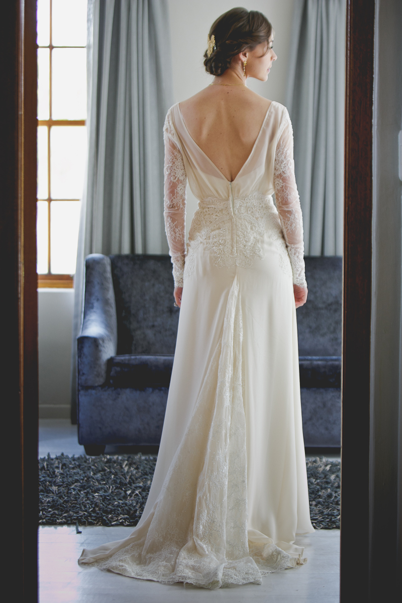 Branwen's Ageless Wedding Dress by Alana van Heerden