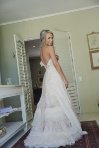 Chantelle Brink's Dress by Alana van Heerden Wedding Gowns