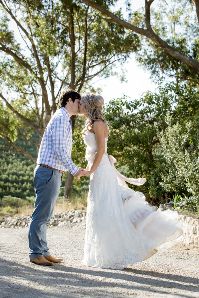 Chantelle Brink's Dress by Alana van Heerden Wedding Gowns