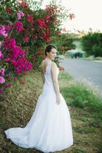 Simonie's Wedding Dress