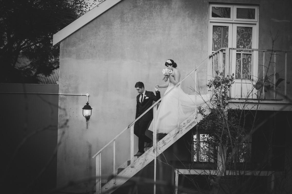 Hanchen le Roux's Dress by Alana van Heerden