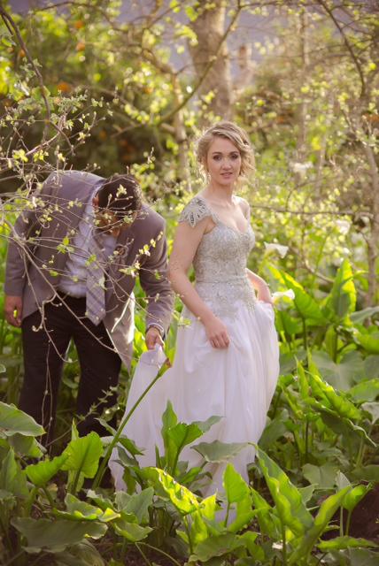 Lehanie's Dress by Alana van Heerden Wedding Gowns