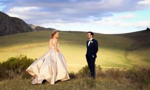 Shani's Dress by Alana van Heerden Wedding Gowns