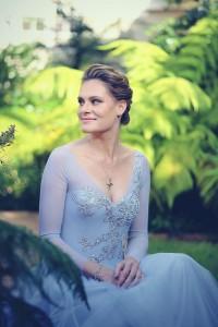 Minette's Winter Wedding Dress by Alana van Heerden Wedding Gowns