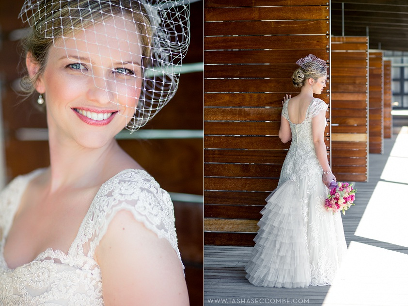Mia's Dress by Alana van Heerden Wedding Gowns