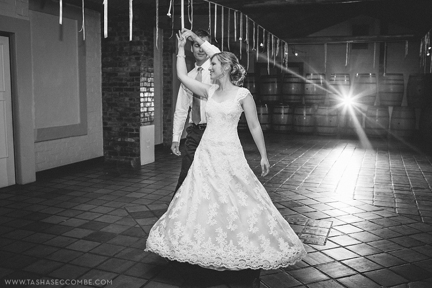 Alana van Heerden Wedding Gowns  |  Mia in Lace & Chiffon Ruffles