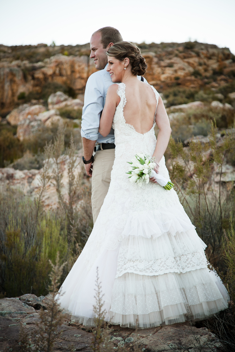 Nicky Waterson's Vintage Dress by Alana van Heerden