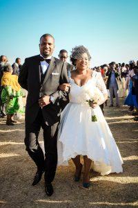 Ruvimbo Mutukwa - Alana van Heerden Wedding Gowns