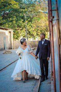Ruvimbo Mutukwa - Wedding Gowns