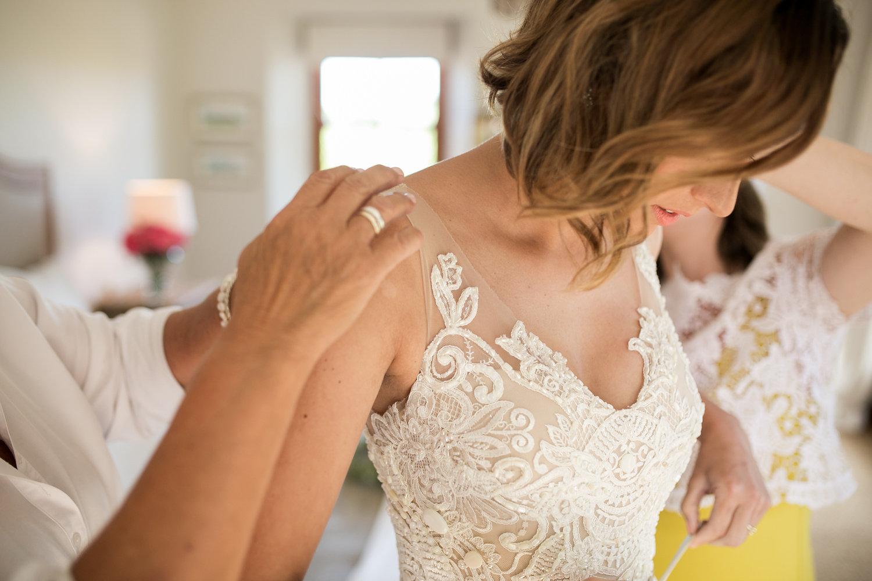 Blanche - Alana van Heerden Wedding Gowns