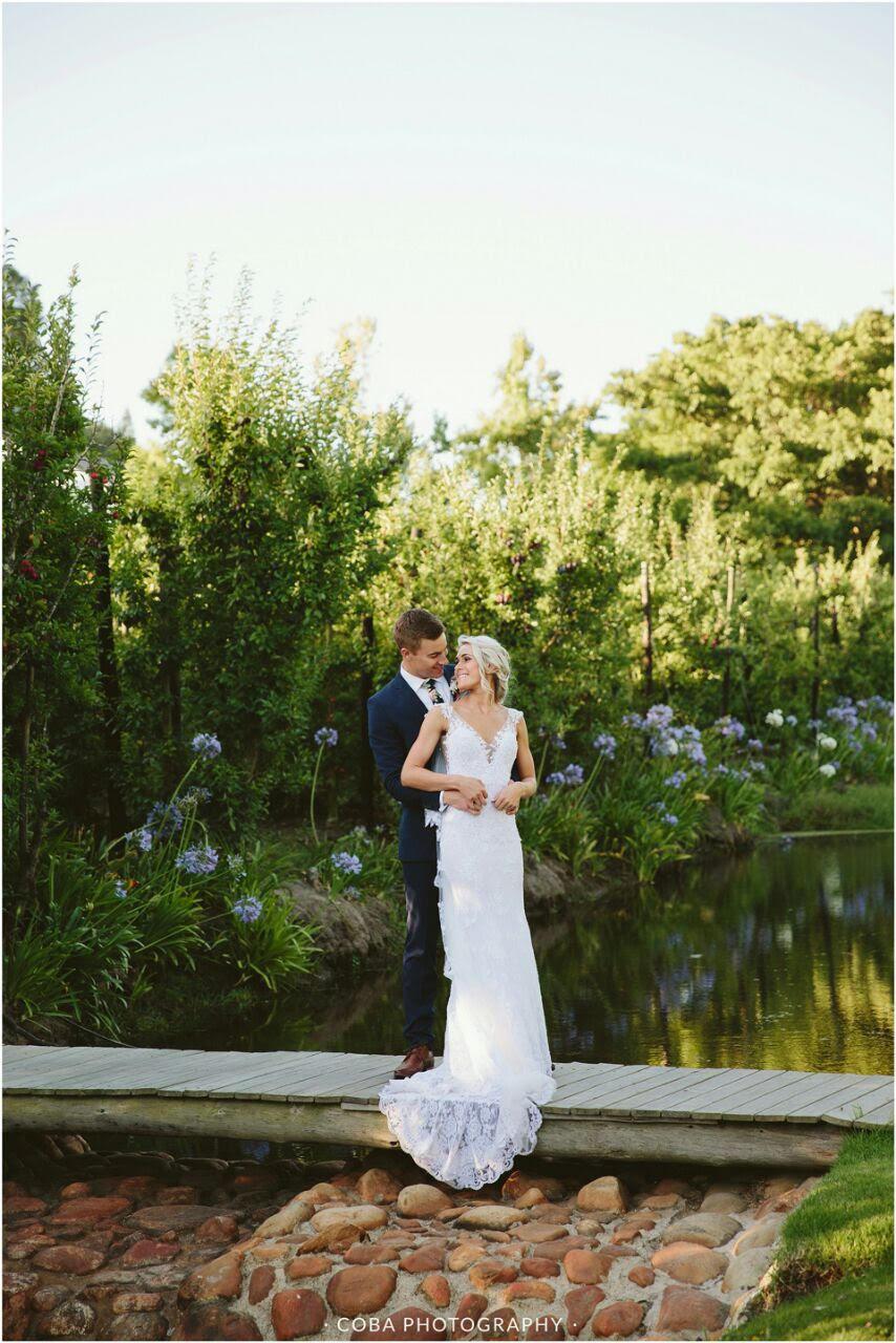 Tanya - Alana van Heerden Wedding Gowns
