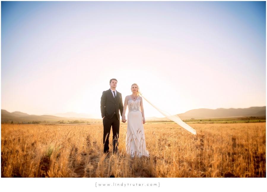 Jamie - Alana van Heerden Wedding Gowns