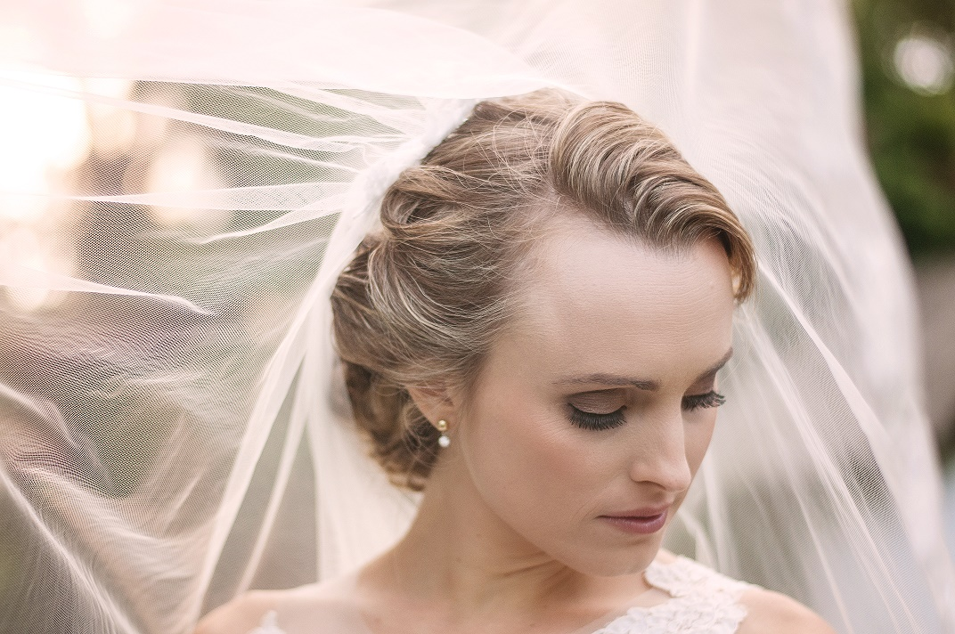 Amy King - Alana van Heerden Wedding Gowns