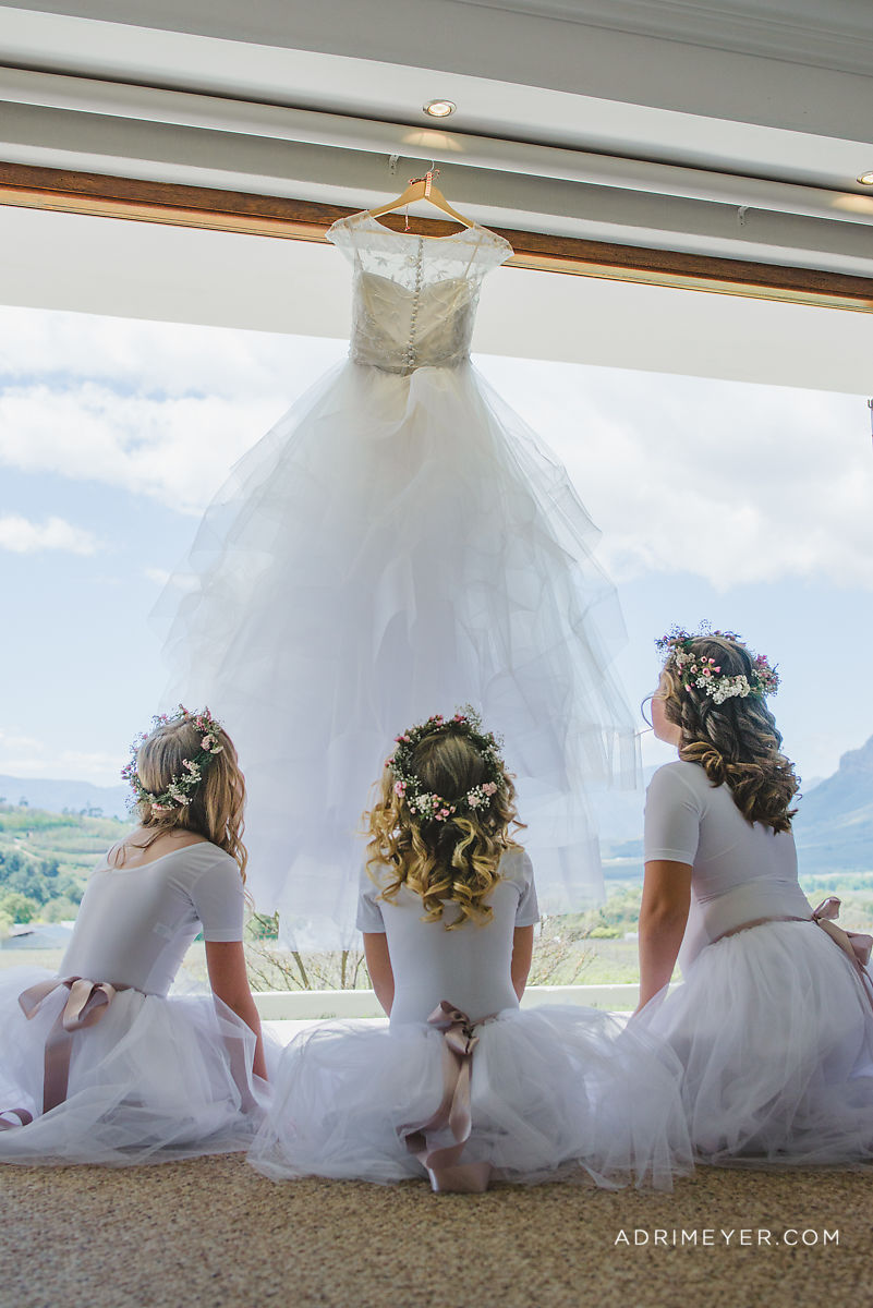 Liesel Rahn | Alana van Heerden Wedding Gowns