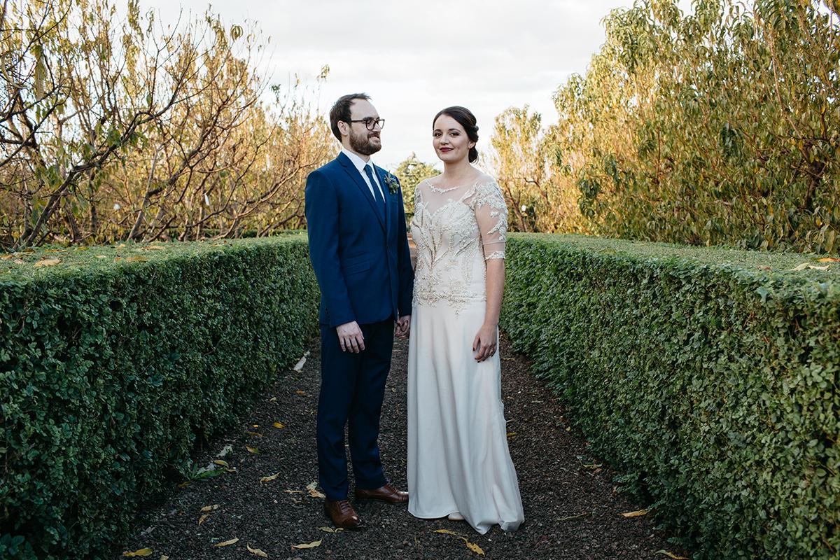 Lynette du Plessis | Alana van Heerden Wedding Gowns