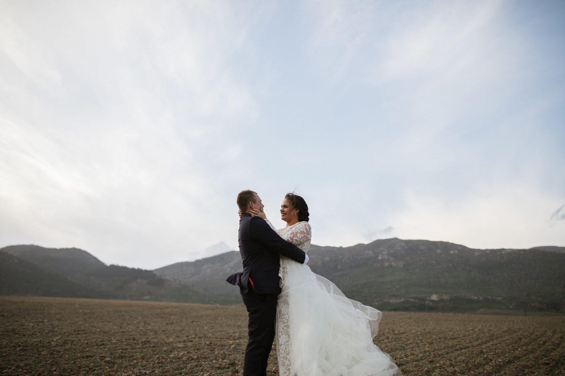 Charé Baumgarten | Alana van Heerden Wedding Gowns