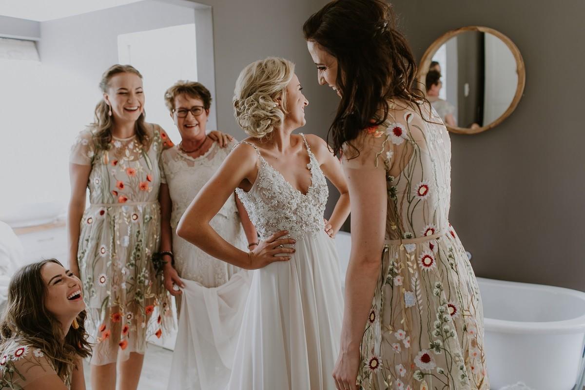 Alana van Heerden Wedding Gowns | Olivia