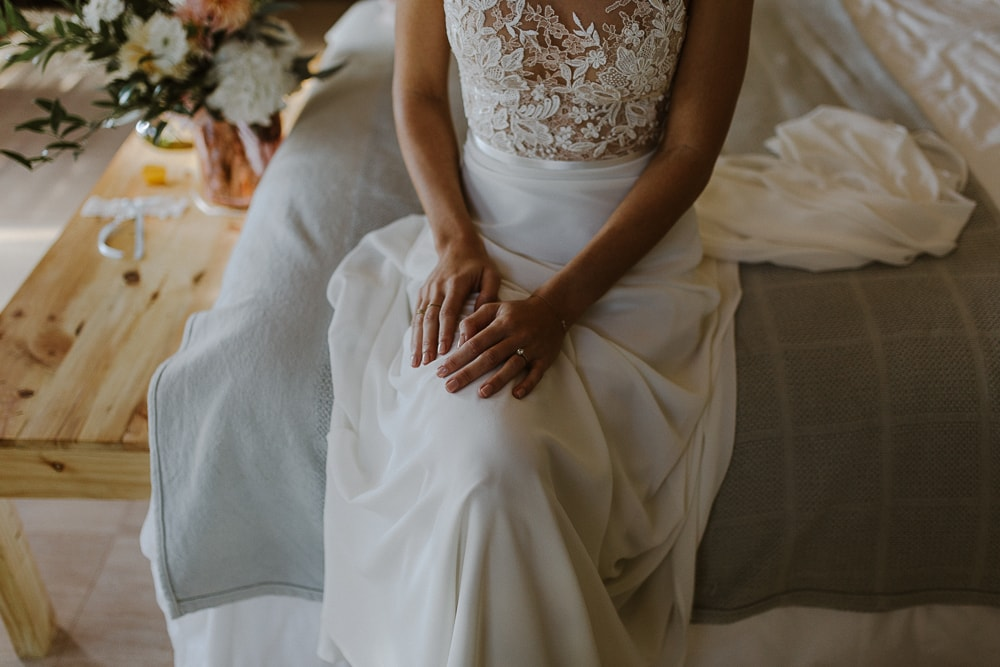 Alana van Heerden Wedding Gowns  |  Bride Magda's Wedding Dress