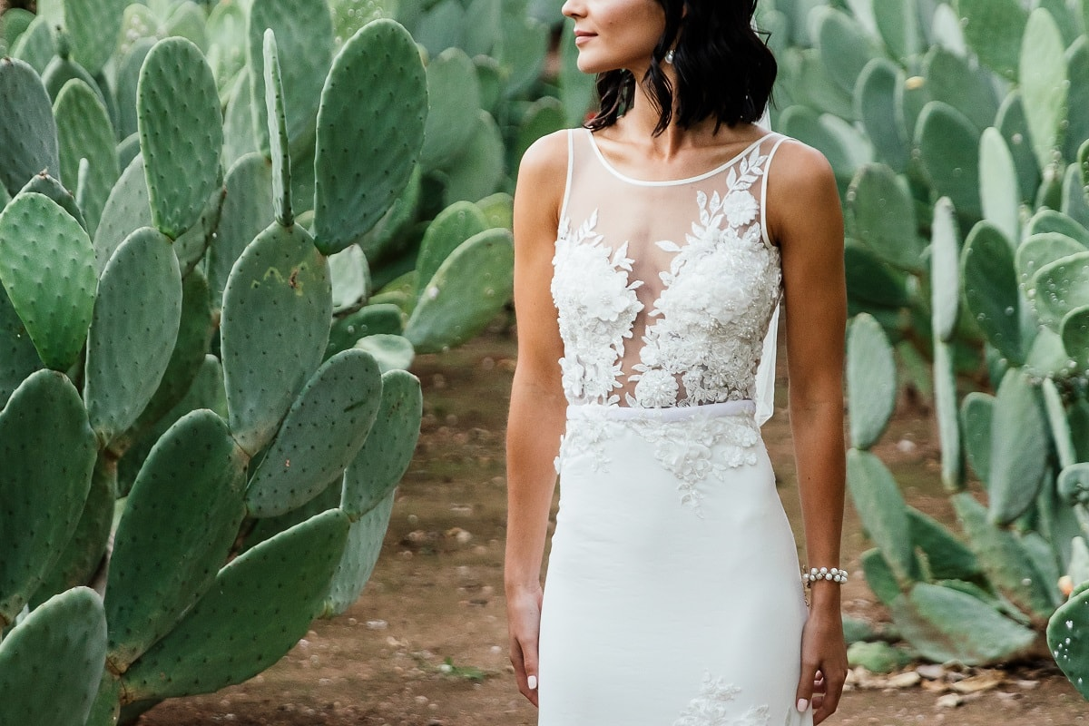 Jana's Wedding Dress by Alana van Heerden Wedding Gowns