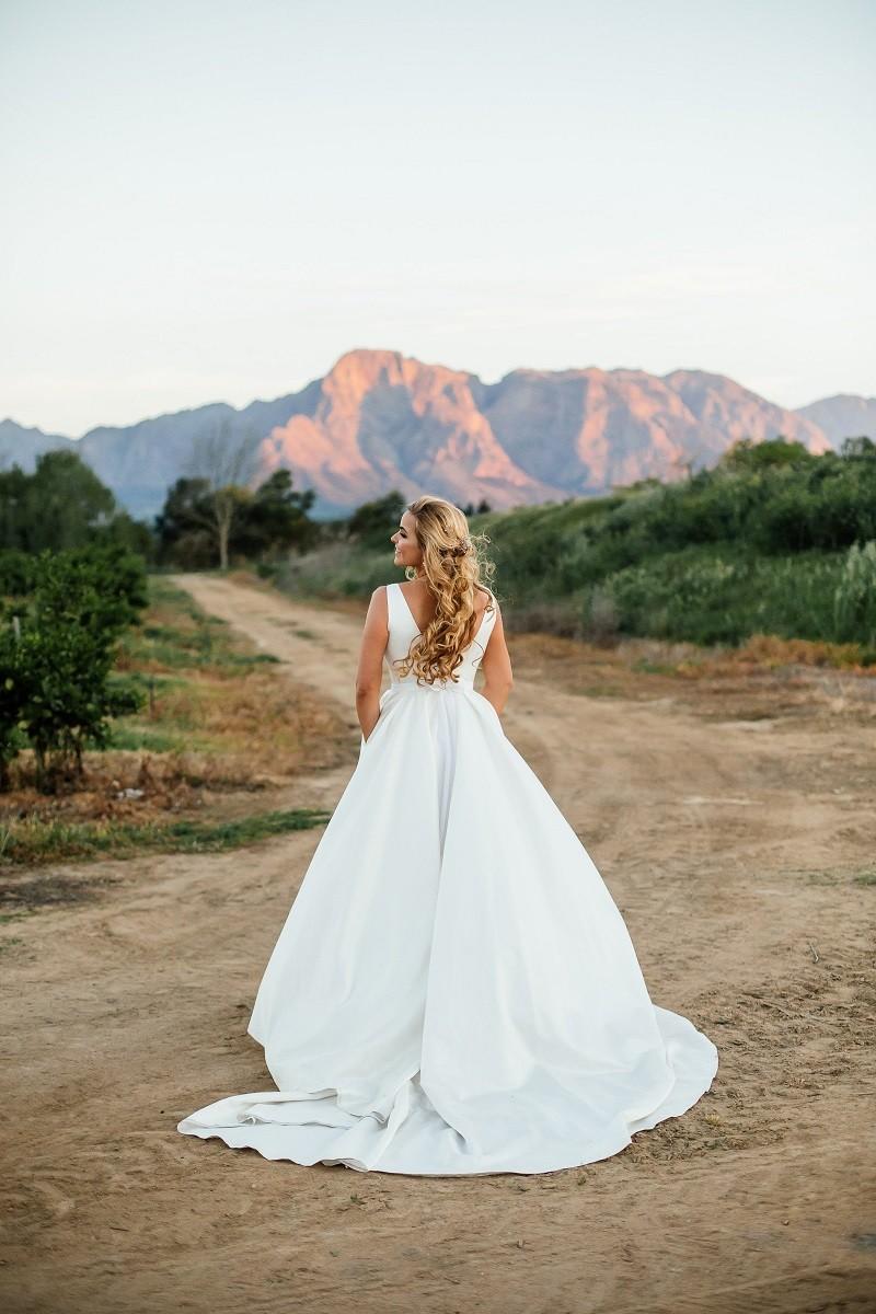 Alana van Heerden Wedding Gowns | Vivienne