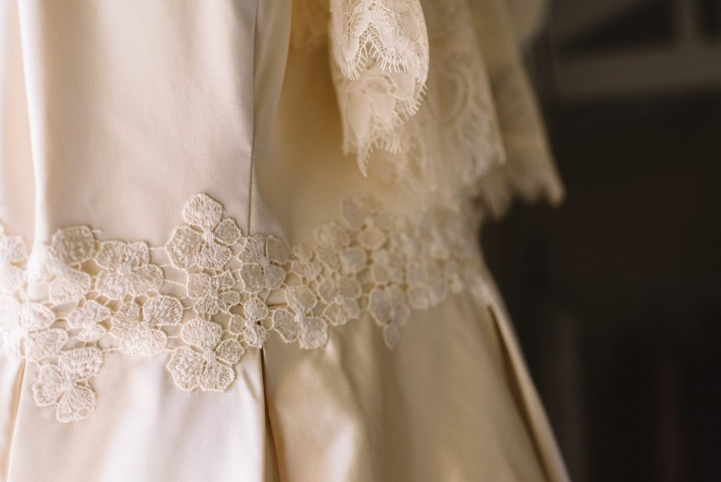 Maria's wedding dress by Alana van Heerden Wedding Gowns