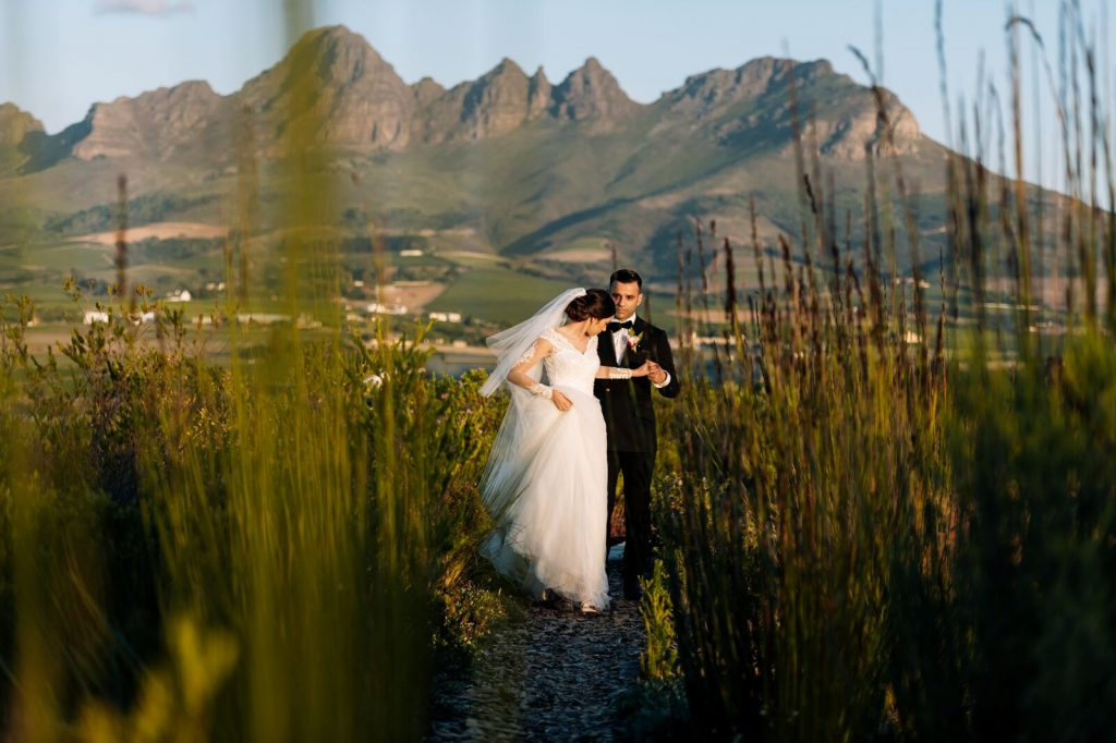 Lemeez's Dress by Alana van Heerden Wedding Gowns