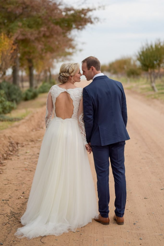 Erika's Dress by Alana van Heerden Wedding Gowns