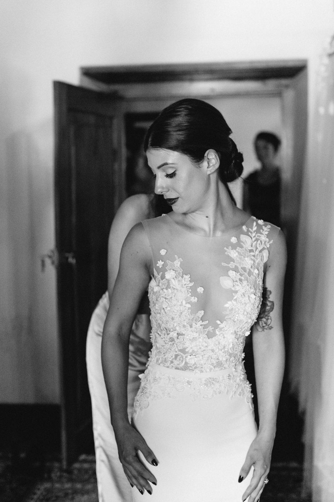 Jess Dress by Alana van Heerden