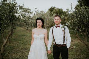 Tess's Dress by Alana van Heerden Wedding Gowns
