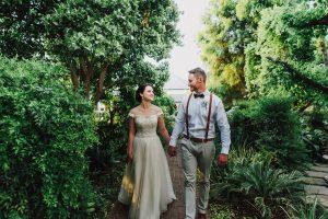 Elphia's Dress by Alana van Heerden Wedding Gowns