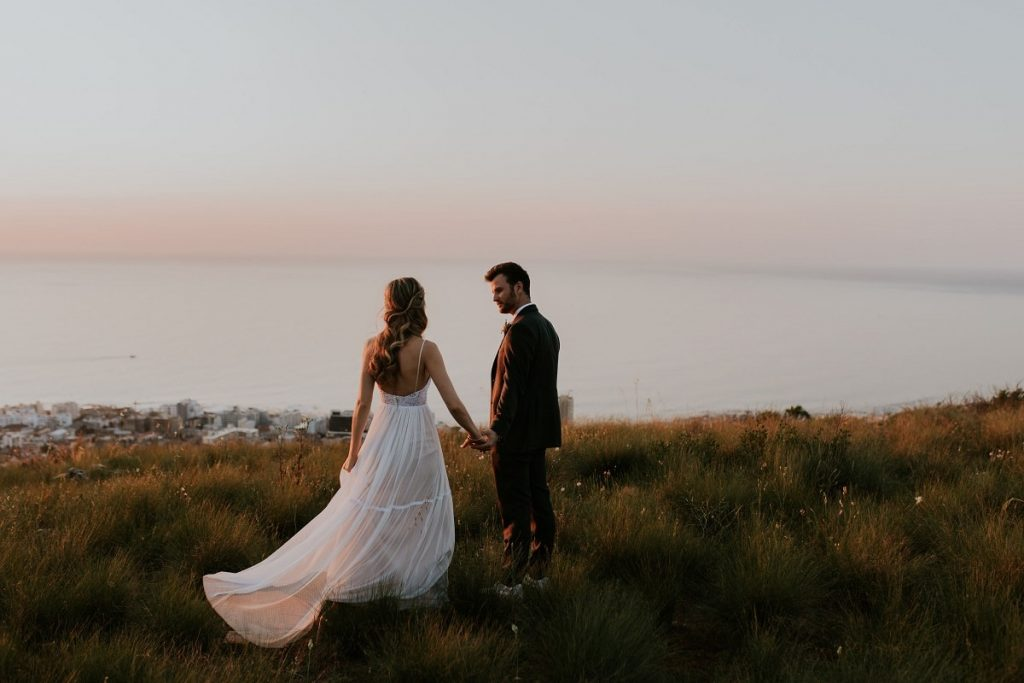 Courtney's Dress by Alana van Heerden Wedding Gowns