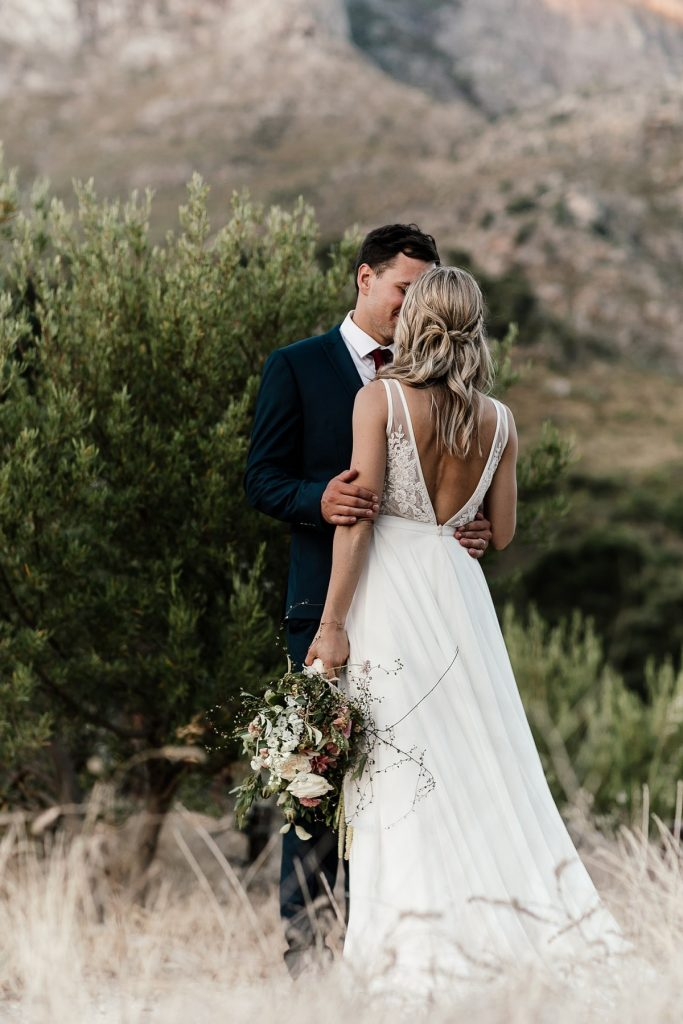 Michelle's Dress by Alana van Heerden Wedding Gowns