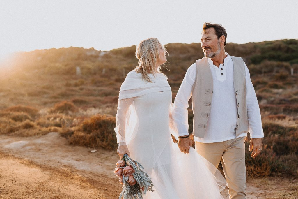 Jo Roux's Dress by Alana van Heerden Wedding Gowns